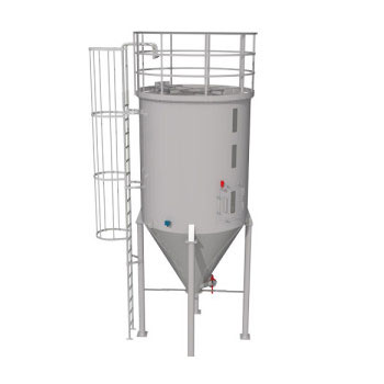 Silos and hoppers
